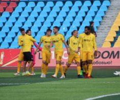 Футбольный матч «Кайрат» — «Хапоэль»