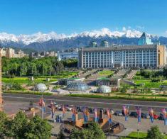 Обзорная экскурсия «Алматы в 15:15»