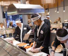 Суши бар Yasuda