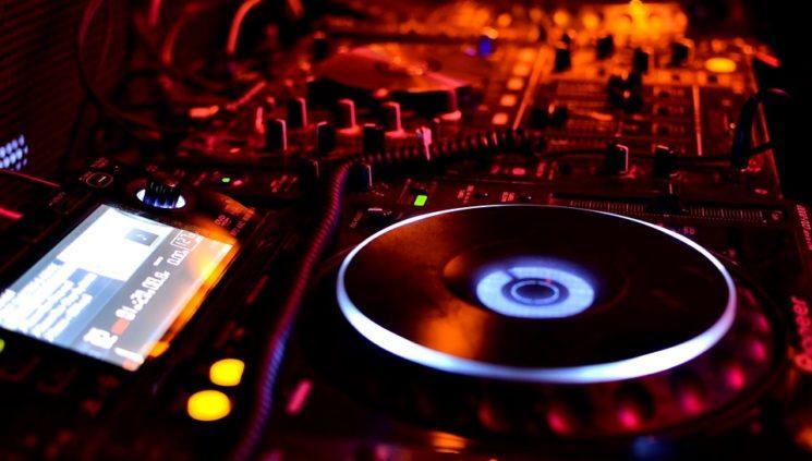 Вечеринка электронной музыки Промзона #4