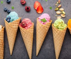 5 мест в Алматы, где подают необычное мороженое