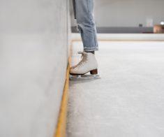 Массовое катание на коньках
