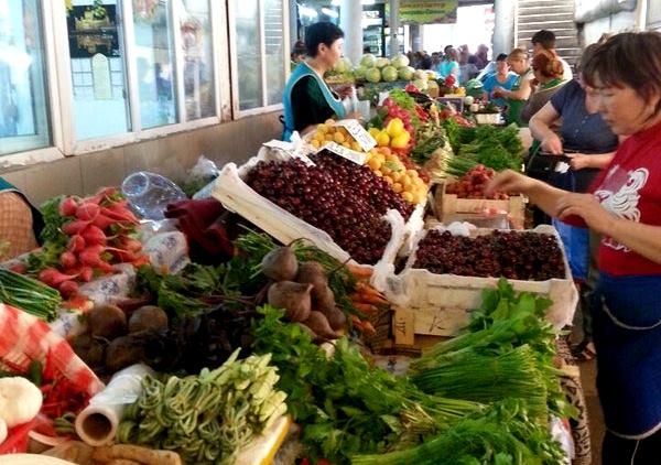 Универсальный рынок «Алтын Орда»