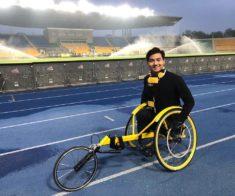 Серик Есматов: «Я потерял ноги, но не веру в себя»