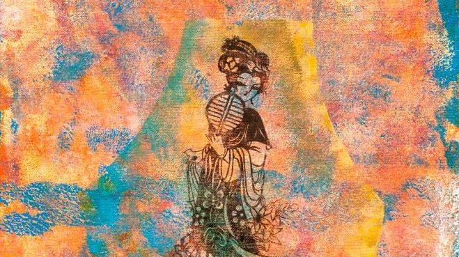 Выставка «Один пояс – один путь. Живопись Чжан Би Юй»