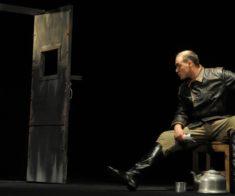 Спектакль «Я — Николай Гумилёв!»