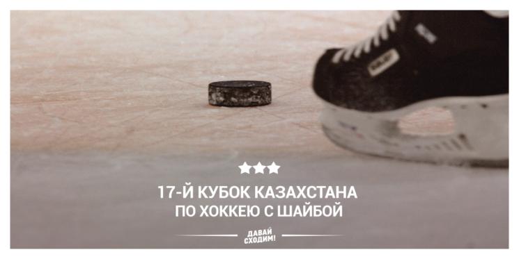 17-й Кубок Казахстана по хоккею с шайбой