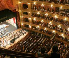 Гала-концерт звёзд театра La Scala