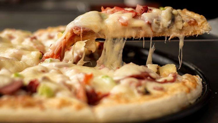 Первый казахстанский фестиваль пиццы