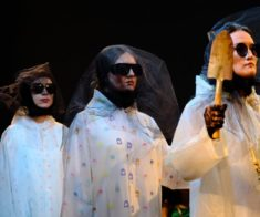 Спектакль «Три девицы»