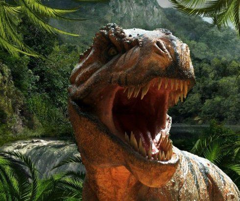 Московский передвижной парк динозавров