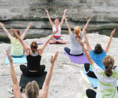 Тренировка «Йога для всех»