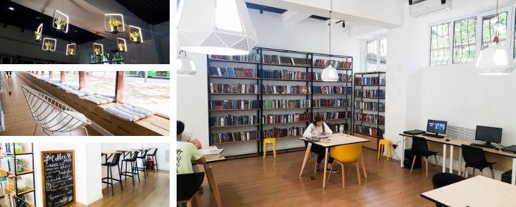 Городская юношеская библиотека им. Жамбыла