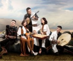 Концерт этно-фьюжн группы Astar