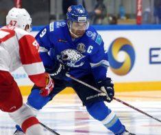 Хоккей: «Барыс» — «Спартак»