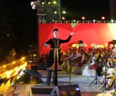 День города Алматы: праздничные мероприятия. Часть I