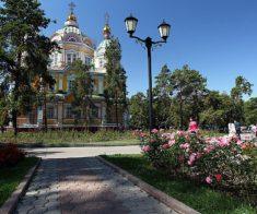 Пешеходная экскурсия по Алматы