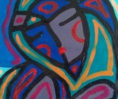 Открытие выставки «Искусство на пути к человечности»