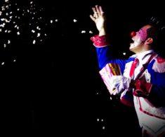Представление «Цирк востока»