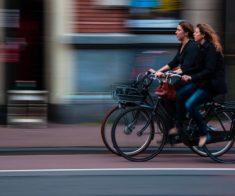 Велопробег ко Дню без автомобиля