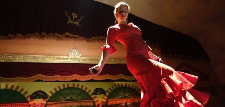 Праздник фламенко Almaty por Sevillanas