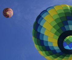 Детский спектакль «Путешествие на воздушном шаре»