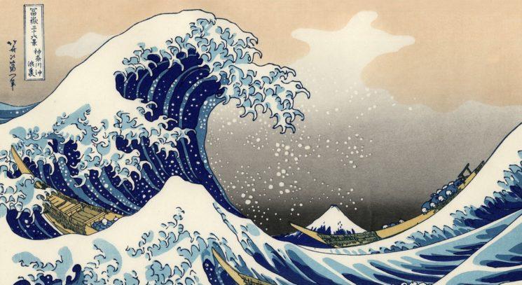 """Лекция """"О преемственности в традициях японской графики"""""""