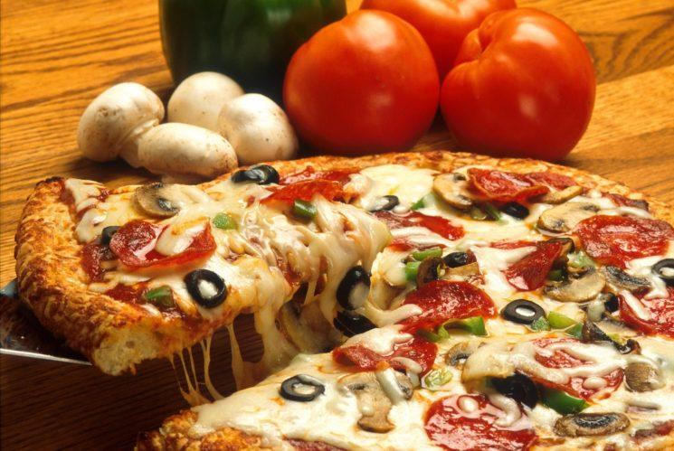 фестиваль пиццы в алматы