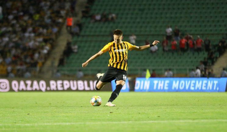 Футбол: «Кайрат» - «Жетысу»