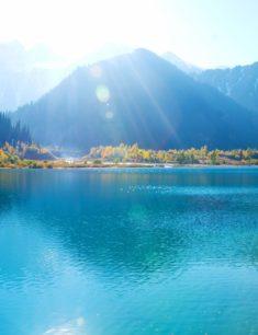 Тур «Иссыкское озеро, музей Золотого человека и Тургеньские водопады»