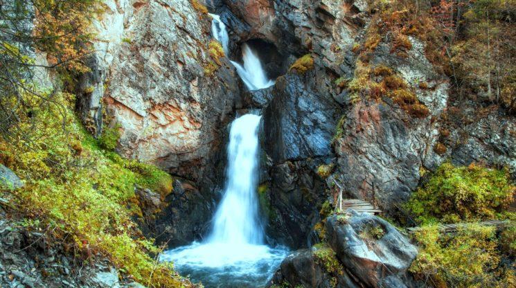 Поездка на Кайракский водопад