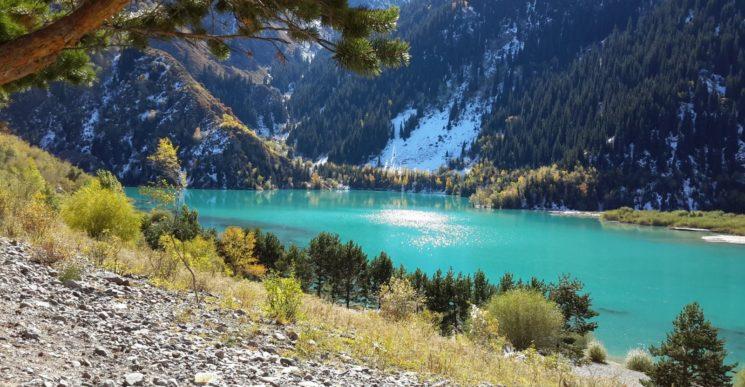 Тур на Иссыкское озеро + Медвежий водопад