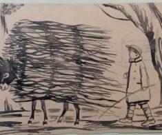 Выставка «Графика Владимира Стерлигова и Татьяны Глебовой»