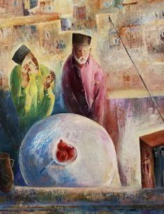 Выставка «Искусство республик Закавказья. Азербайджан, Армения, Грузия»