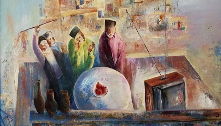 """Выставка """"Искусство республик Закавказья. Азербайджан, Армения, Грузия"""""""