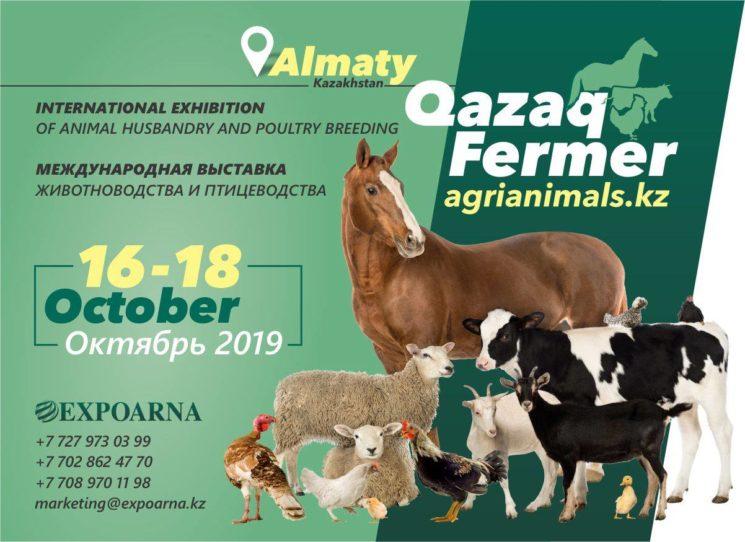 Международная выставка по животноводству и птицеводству