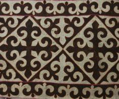 Лекция «Казахский орнамент. Истоки и смысл»