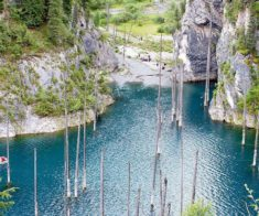 Однодневный тур «Озёра Кольсай и Кайынды»