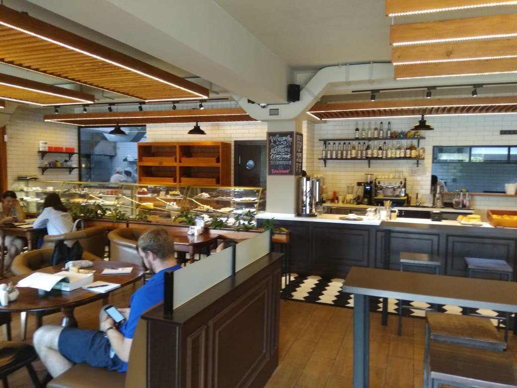кофейня браунис