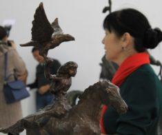 Выставка «Голос степи»