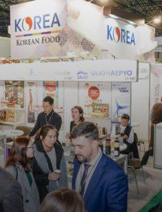 Лучшие продукты из Кореи на FoodExpo Qazaqstan 2019