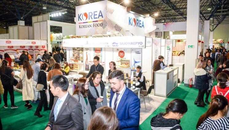 Выставка FoodExpo Qazaqstan 2019