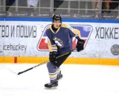 Хоккей: «Алматы» — «Арлан»