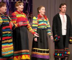 Концерт фольклорного ансамбля «Венец»
