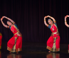 Праздничная программа «Музыкальная дань уважения Махатме Ганди»