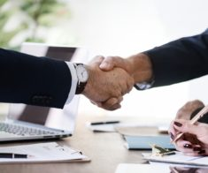 Бизнес-встреча «Развитие бизнеса в облаках»