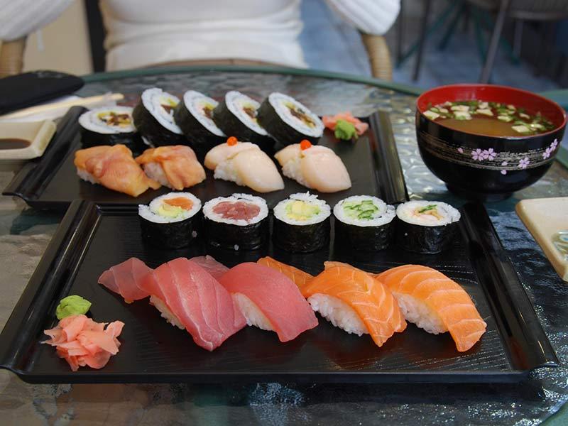 мафия суши