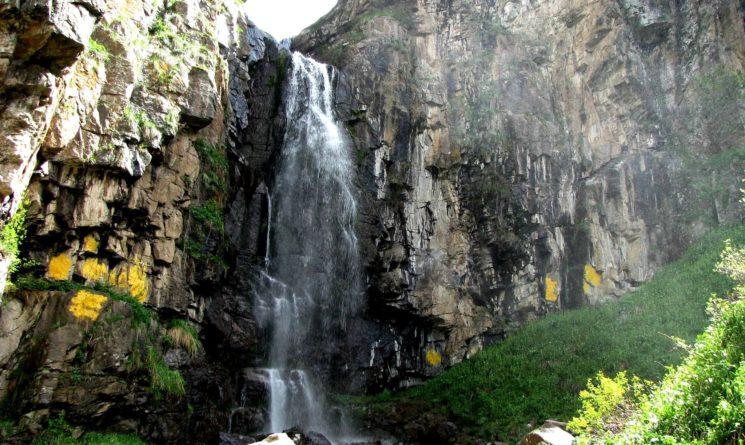 Поход на Бутаковский водопад