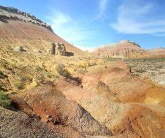 Горы Актау (Национальный парк «Алтын-Эмель»)