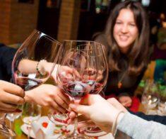 Мастер-класс «Суши и вино»